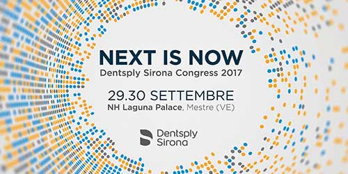 Next is Now, Dentsply Sirona Congress 2017